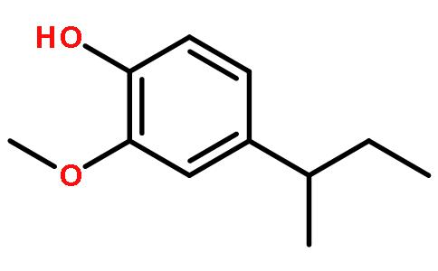 4-butan-2-yl-2-methoxyphenol