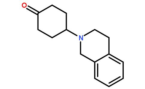 4-(3,4-二氢-2(1h)-异喹啉基)环己酮