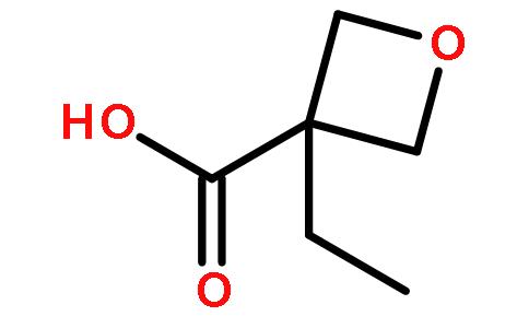 中文别名: 3-乙基-3-环氧乙烷羧酸; 3-乙基-3-氧杂环丁烷羧酸  英文