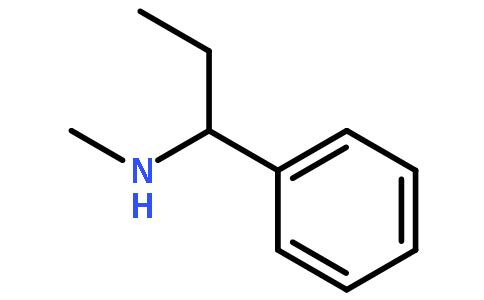 甲基苯丙胺结构式是