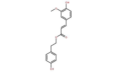反式-阿魏酸对羟基苯乙酯