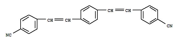 Benzonitrile,4,4'-(1,4-phenylenedi-2,1-ethenediyl)bis-