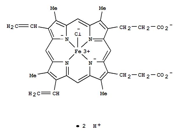 氯化血红素