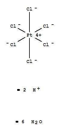 氯铂酸六水合物