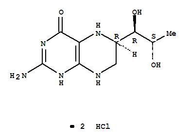(6R)-5,6,7,8-四氢生物蝶呤二盐酸盐