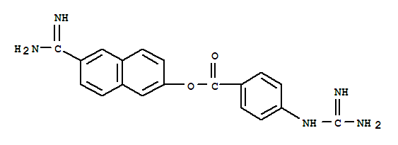 分子结构式: 单击这里查看原图