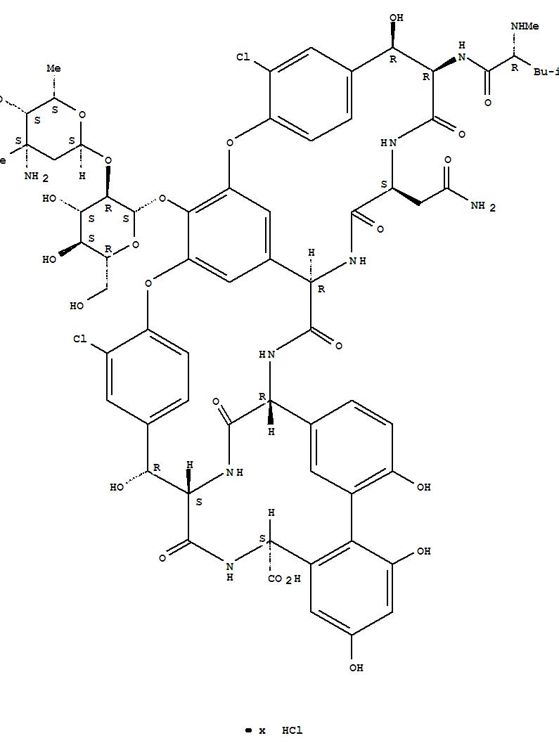 盐酸万古霉素