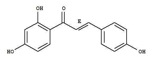 异甘草素; 4,2'',4''-三羟基查耳酮