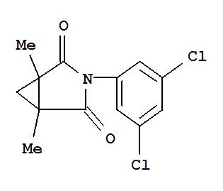 腐霉利;3-Azabicyclo[3.1.0]hexane-2,4-dione,3-(3,5-dichlorophenyl)-1,5-dimethyl-;1,2-Cyclopropanedicarboximide,N-(3,5-dichlorophenyl)-1,2-dimethyl- (8CI); 1,2-Dimethyl-N-(3,5-dichlorophenyl)cyclopropanedicarboximide;Dicyclidine; Dicyclidine (pesticide); Kenolex; Procilex; Procymidone;Procymidor; Procymidox; S 7131; Salithiex; Sialex; Sumilex; Sumilex 50WP;Sumisclex;氨氟乐灵;邻苯二甲酸二-2-乙基已酯(DEHP);