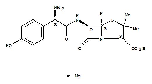 阿莫西林钠