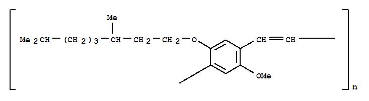 4-苯乙炔]) 的分子结构
