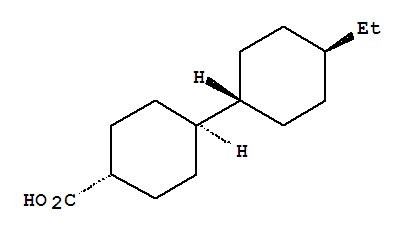 反式-4-乙基-(1,1-联二环己烷)-4-甲酸