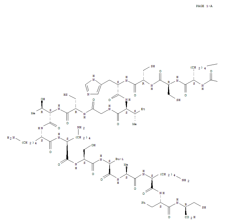 127664-25-9 () 的分子结构