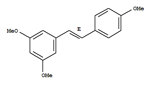 3,4,5-三甲氧基二苯乙烯 Benzene,1,3-dimethox