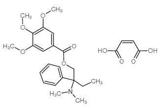 曲美布汀马来酸盐;3,4,5-三甲氧基苯甲酸 (2-二甲胺基-2-苯基)丁酯马来酸盐